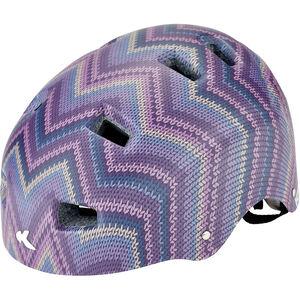 KED Risco Helmet knit matt knit matt