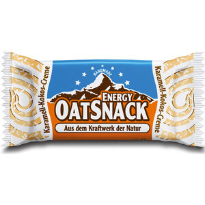 Energy OatSnack Riegel 65g Karamell-Kokos-Creme