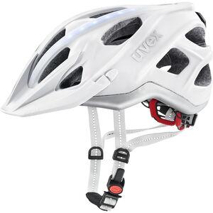 UVEX City Light Helmet white matt white matt