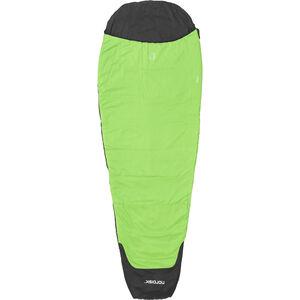 Nordisk Abel +10° Sleeping Bag L peridot green/black bei fahrrad.de Online
