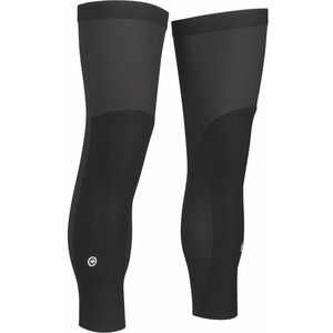 assos Trail Knee Protectors black series black series