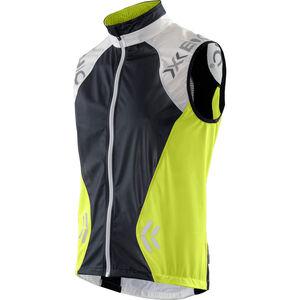 X-Bionic Spherewind Running Vest Herren green lime/white/black green lime/white/black