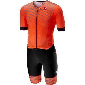 Castelli Free Sanremo SS Suit Herren orange orange