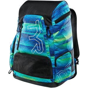 TYR Alliance 45L Backpack Kinematic multi multi