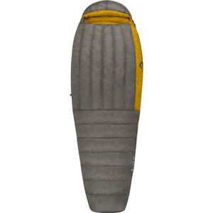 Sea to Summit Spark SpII Sleeping Bag regular dark grey/yellow dark grey/yellow