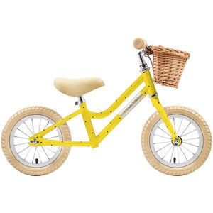 "Creme Mia Push-Bike 12"" Kinder mango mango"