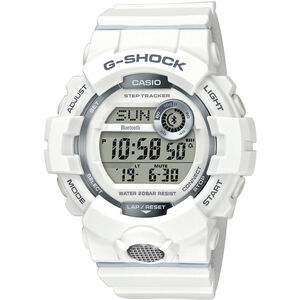 CASIO G-SHOCK GBD-800-7ER Watch Men white/white/grey white/white/grey