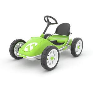 Chillafish Monzi RS Pedal Go-Kart Kinder lime lime