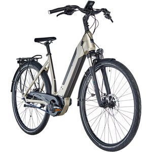 e-bike manufaktur 5NF Wave Alfine Disc Gates cremeweiss matt