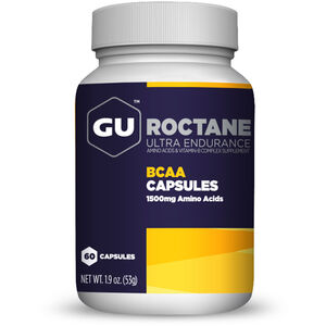 GU Energy Roctane BCAA Amino Acid Capsules 60 Stück