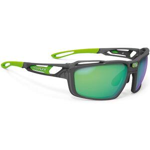 Rudy Project Sintryx Glasses ice graphite matte - polar 3fx hdr multilaser green ice graphite matte - polar 3fx hdr multilaser green