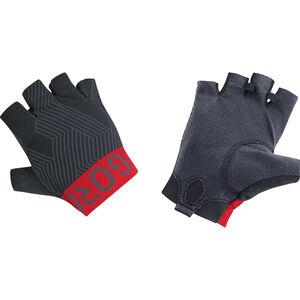 GORE WEAR C7 Short Finger Pro Gloves black/red black/red