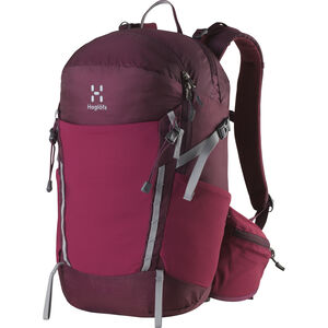 Haglöfs Spiri 23 Backpack aubergine/flint aubergine/flint
