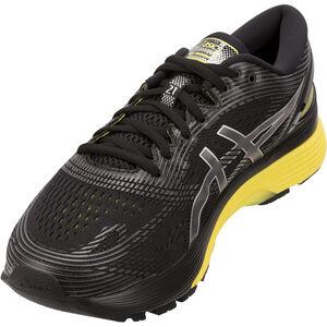 asics Gel-Nimbus 21 Shoes Herren black/lemon spark black/lemon spark