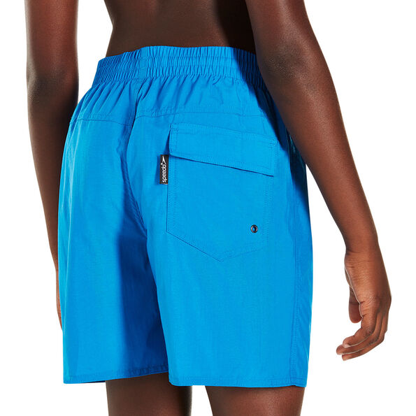 "speedo Solid Leisure 15"" Watershorts Jungs"