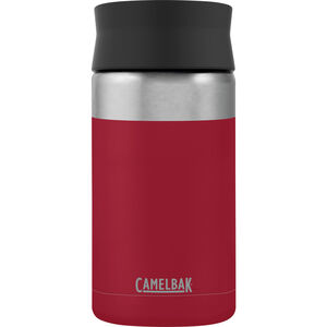 CamelBak Hot Cap Vacuum Insulated Stainless Bottle 400ml cardinal cardinal