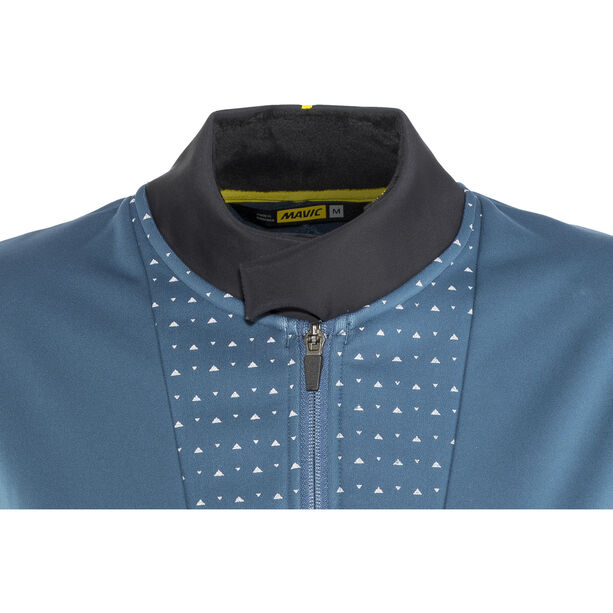 Mavic Sequence Thermo Jacket Damen majolica blue