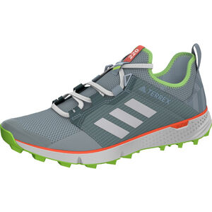 adidas TERREX Speed LD Schuhe Damen ash grey/footwear white/signal green ash grey/footwear white/signal green
