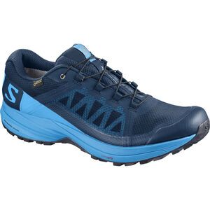 Salomon XA Elevate GTX Shoes Herren poseidon/hawaiian surf/black poseidon/hawaiian surf/black