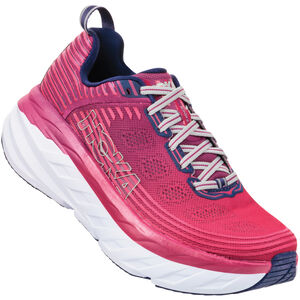 Hoka One One Bondi 6 Running Shoes boysenberry/blue depths
