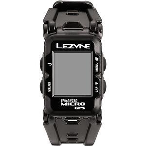 Lezyne GPS Watch schwarz schwarz