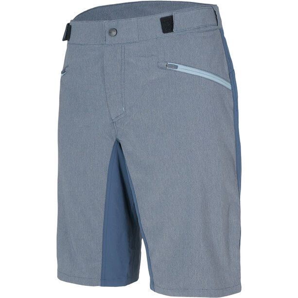 Ziener Ebner X-Function Shorts Herren antique blue