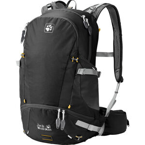 Jack Wolfskin Moab Jam 30 Backpack black black