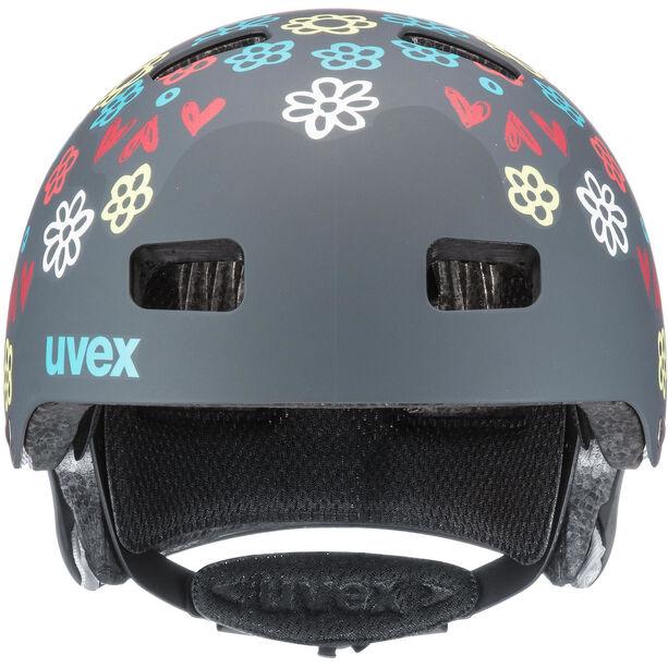 UVEX Kid 3 CC Helmet Kinder grey
