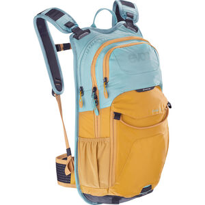 EVOC Stage Technical Performance Pack 12l aqua blue/loam aqua blue/loam