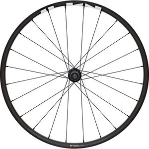 "Shimano WH-MT500 MTB Hinterrad 27,5"" Disc CL Clincher QR schwarz bei fahrrad.de Online"
