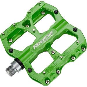 Reverse Escape Pedals neon grün