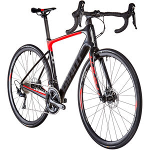 Giant Defy Advanced 1 HRD carbon/pure red carbon/pure red