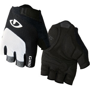 Giro Bravo Gel Gloves white/black white/black