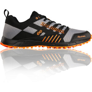 Salming Trail T4 Shoes Men Black/Dark Grey bei fahrrad.de Online
