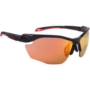 Alpina Twist Five HR CM+ Glasses black matt-red black matt-red