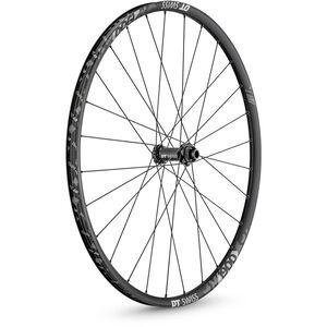 """DT Swiss M 1900 Spline Vorderrad 27,5""""/25mm Alu CL 100/15mm TA schwarz/weiß schwarz/weiß"""