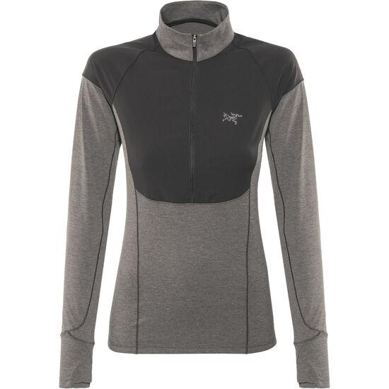 Arc'teryx Taema Zip Neck LS Shirt Women bei fahrrad.de Online