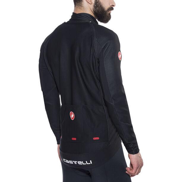 Castelli Perfetto Convertible Jacket Herren black