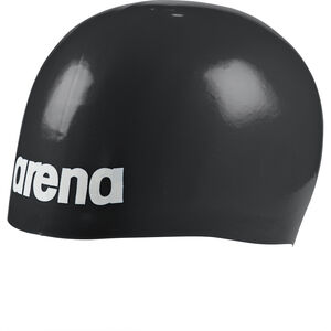 arena Moulded Pro II Swimming Cap black black