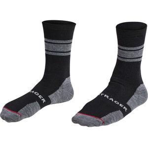 Bontrager Race 5 Wool Socks Black bei fahrrad.de Online