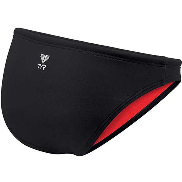 TYR Solid Micro Bikini Bottom Damen black