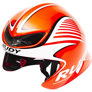 Rudy Project Wing57 Helmet Red Fluo / White (Shiny) bei fahrrad.de Online