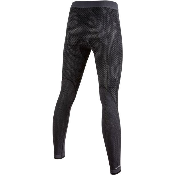 UYN Running Alpha OW Lange Unterhose Damen charcoal/black