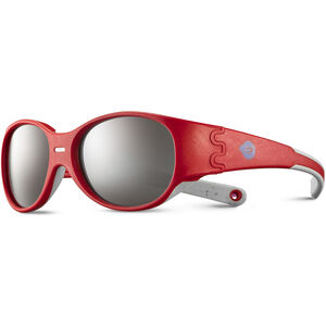 Julbo Domino Spectron 3+ Sunglasses Kinder red/light gray glitter red/light gray glitter