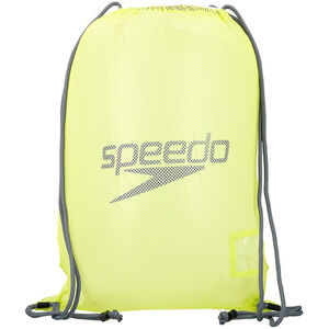 speedo Equipment Mesh Bag 35l lime punch/ oxid grey lime punch/ oxid grey
