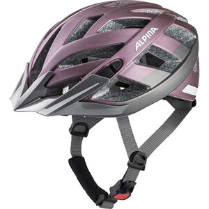 Alpina Panoma 2.0 City Helmet rose-darksilver reflective rose-darksilver reflective