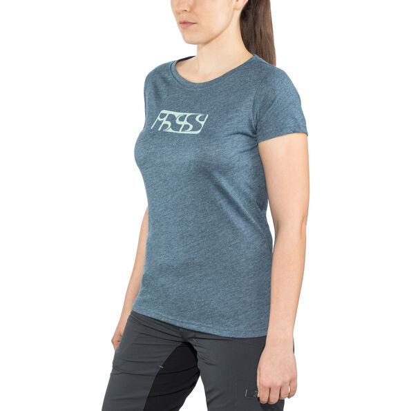 IXS Brand T-Shirt Damen