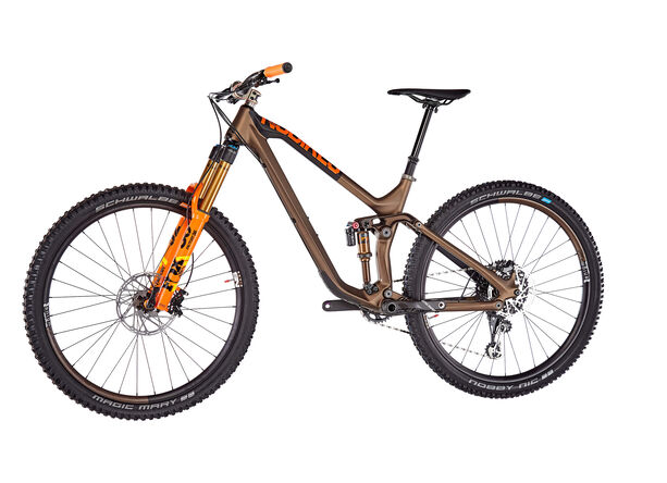 "NS Bikes Define 150 1 29"" bronze"