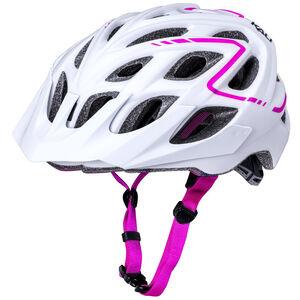 Kali Chakra Plus Helm matt weiß/pink matt weiß/pink
