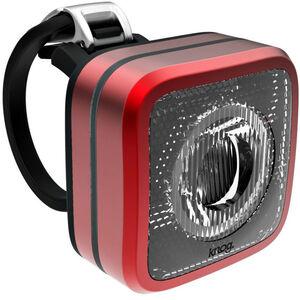 Knog Blinder MOB Frontlicht StVZO weiße LED red red